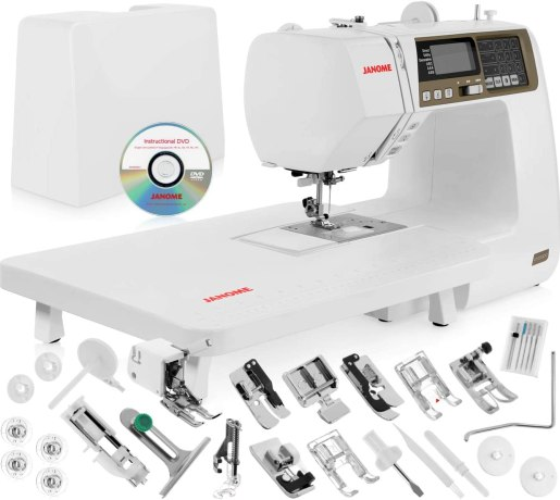 Janome 4120qdc specification