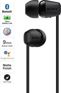 sony wireless earphones