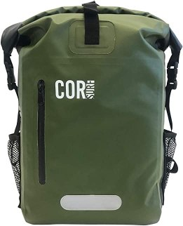 COR Surf Backpack For Macbook Pro with Padded Laptop Sleeve