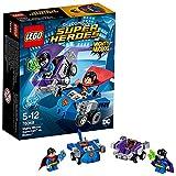 Mighty Micros - Superman vs. Bizarro