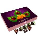 Chocholik Diwali Gift Box – Diwali Wishes to All My Super Friends Chocolate Box – 12pc