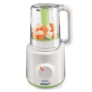 Philips AVENT SCF870/21 Combined Baby Food Steamer and Blender 220V Only