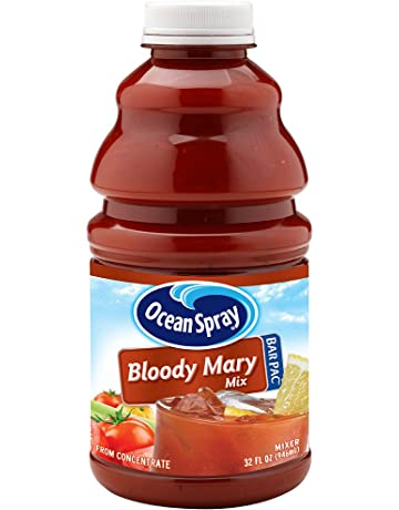 Ocean Spray Bloody Mary Mix, 32 Ounce Bottle