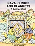 Navajo Rugs and Blankets: A Coloring Book