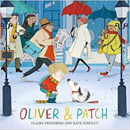 Image result for Oliver and Patch""