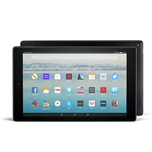Fire HD 10 タブレット