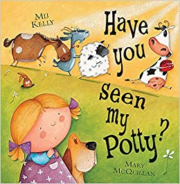 Image result for Have you seen my potty?