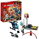 LEGO Juniors/4+ The Incredibles 2 Elastigirl's Rooftop Pursuit 10759 Building Kit (95 Piece)