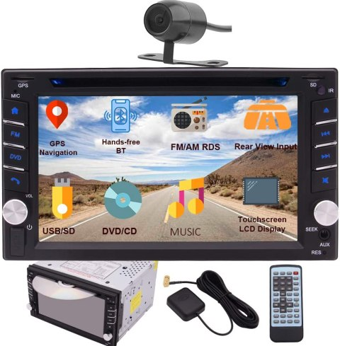 best double din car stereo under $200