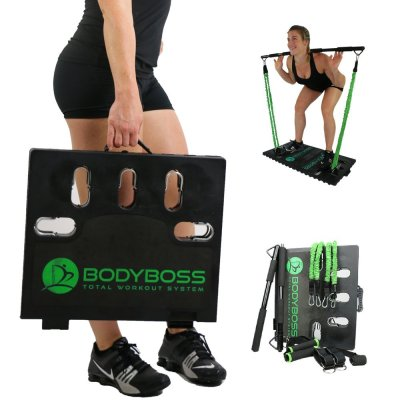 BodyBoss Home Gym 2.0 set package