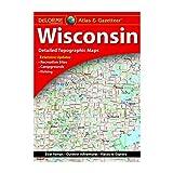 DeLorme Wisconsin Atlas & Gazetteer (Delorme Atlas & Gazeteer)
