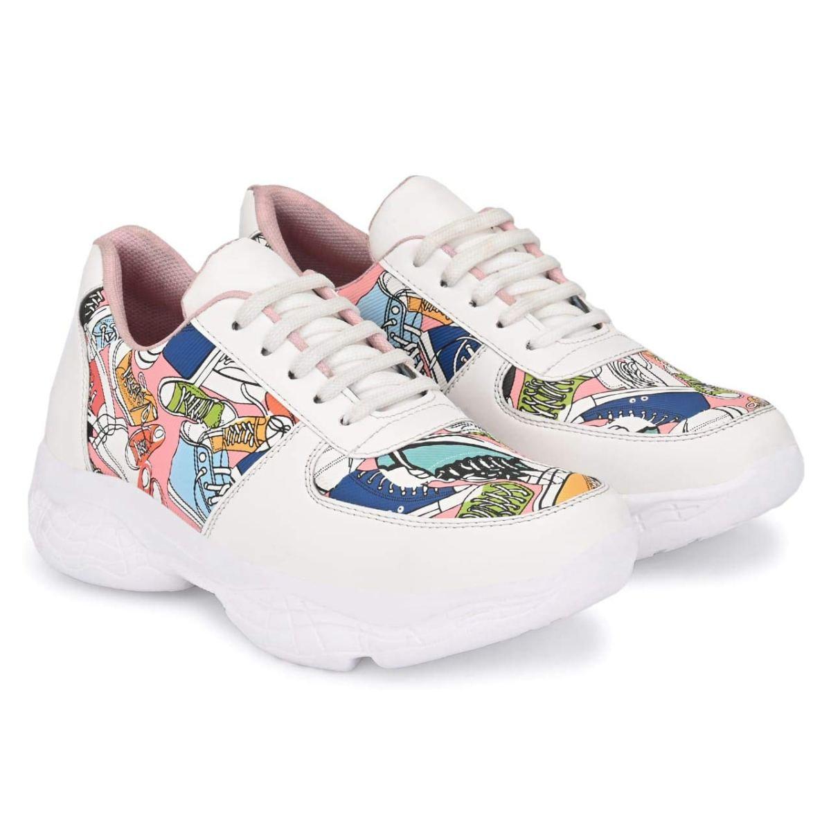 bentli Latest Collection, Comfortable & Fashionable Sneakers Shoes for Women's and Girl's