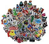 Stickers 200 Pcs / Pack , Coolest Funny Vinyl Decals Sticker Bomb for Water Bottles Kids Laptop Motorcycle Skateboard Snowboard Car - Cool Fun Cute Aesthetic Waterproof Sticker Pack - F-200 Pcs