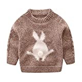 Product review for Mud Kingdom Little Boys Cute Rabbit Sweaters Pullover
