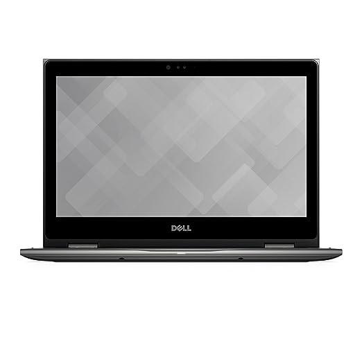Dell isound-5378–4360 33,78 cm (13,3 Inspiron 13–5378 2 en 1 composant Intel Core i7–7500u, RAM 16 Go, HD Graphics 620, Win 10 Home) Noir/Gris,Clavier QWERTZ Allemand