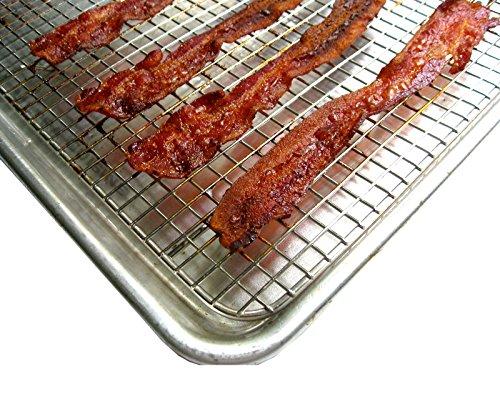 Cooling Baking Amp Roasting Wire Racks For Sheet Pans 100