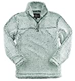 Product review for Hometown Clothing HTC Boxercraft Sherpa Zip Pullover & HTC Garment Guide Adult Sizes