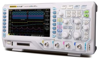 best affordable oscilloscope - Rigol