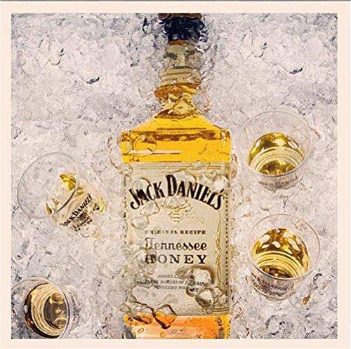 whisky con miel