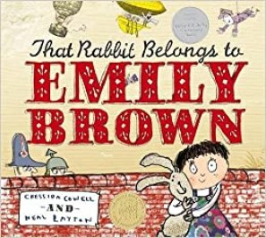 Image result for that rabbit belongs to emily brown