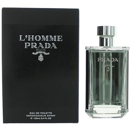 en iyi erkek kış parfümleri - prada lhomme