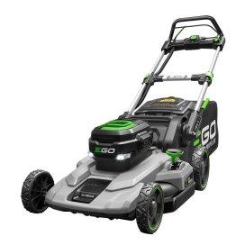 best self-propelled battery-powered lawn mower - EGO