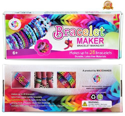 Bracelet Making Kit - Friendship Bracelets Maker/Craft Kits