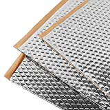 Noico 80 mil 36 sqft car Sound deadening mat, Butyl Automotive Sound Deadener, Audio Noise Insulation and dampening