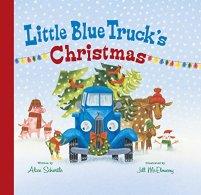 Little Blue Truck's Christmas by [Schertle, Alice]