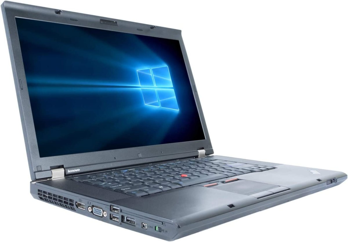 "Lenovo ThinkPad T530 15.6"" Laptop PC, Intel Core i5-3320M 2.6GHz, 8GB DDR3 RAM, 128GB SSD, Win-10 Pro x64"