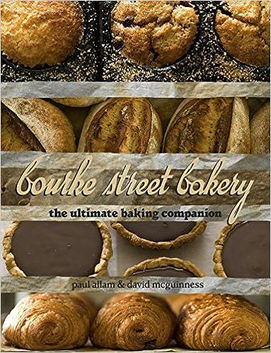 Bourke Street Bakery Book