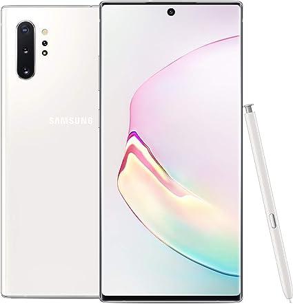 Amazon Com Samsung Galaxy Note 10 Plus Factory Unlocked Cell