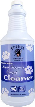 best carpet cleaner for dog urine - BUBBA'S ROWDY FRIENDS