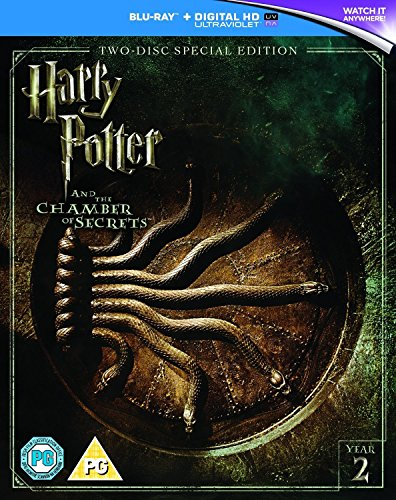 Harry Potter and the Chamber of Secrets (2016 Edition) [Blu-ray]