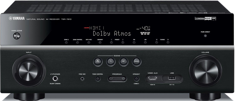 Yamaha TSR-7810 Review