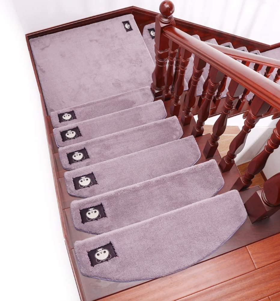 Amazon Com Qtdz Self Adhesive Washable Carpet Stair Treads Mute | Carpet For Stairs Amazon | Indoor Stair | Anti Slip | Stair Runner Rugs | Self Adhesive | Beige