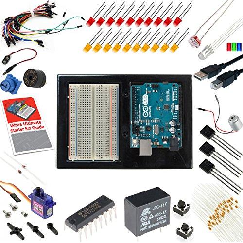 Vilros Arduino Uno 3 Ultimate Starter...