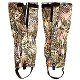King's Camo TX Weather Pro Leg Gaiter, Mountain Shadow, One Size