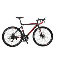 Cyrusher XC760 Races Road Bike 52cm Aluminium Frame 14 Speed