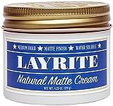 Layrite Natural Matte Cream, 4.25 oz.