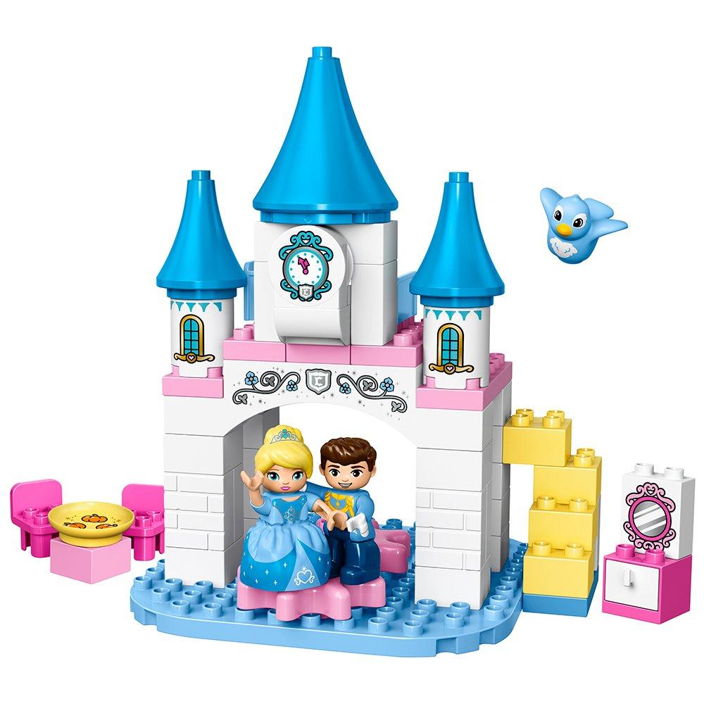 LEGO DUPLO l Disney Princess Cinderella's Magical Castle 10855 Large