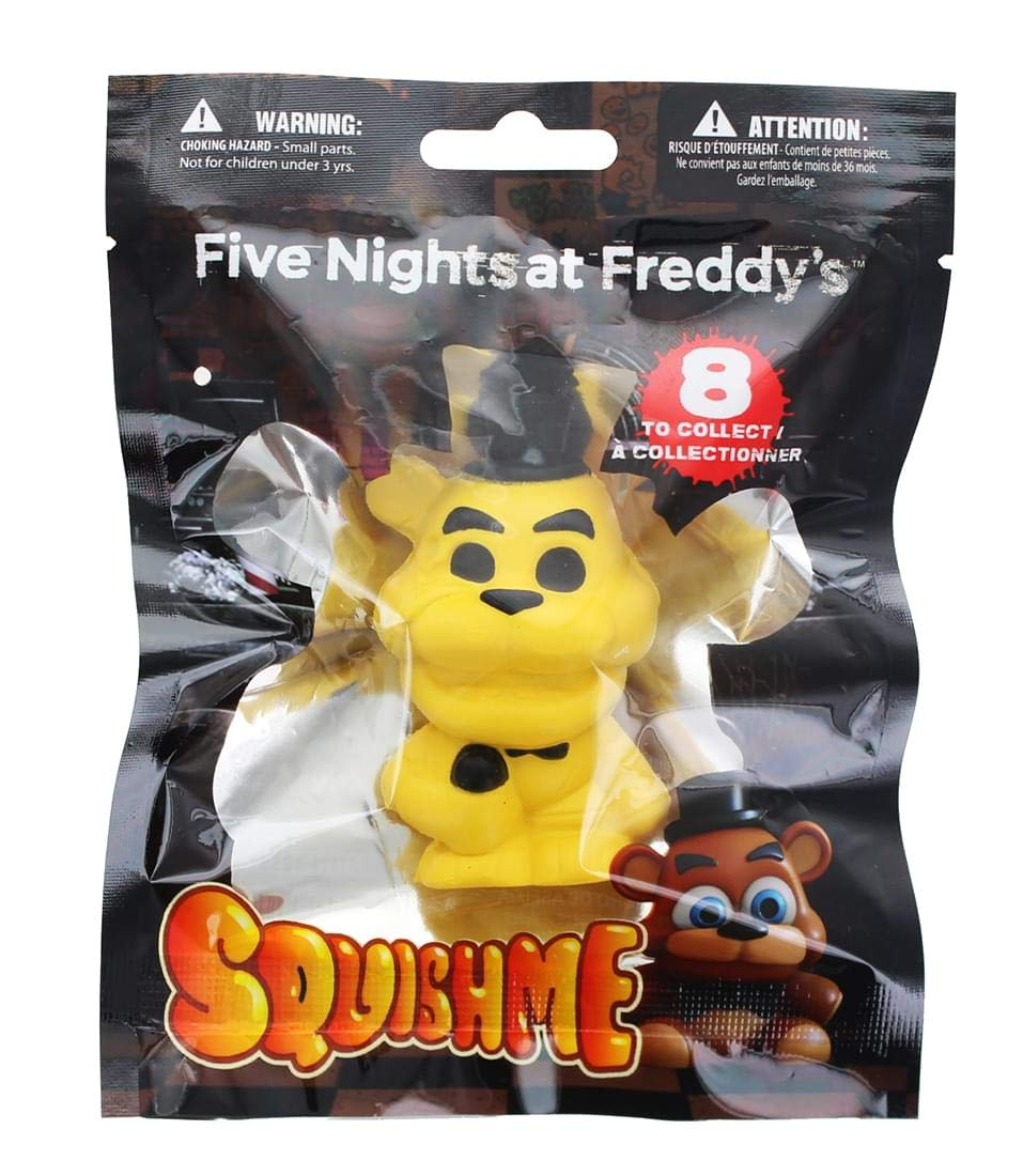 Five Nights At Freddy S 3 Squishme Sque Buy Online In Cambodia At Desertcart