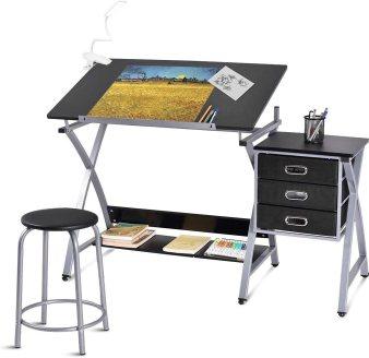 Tangkula Drafting table