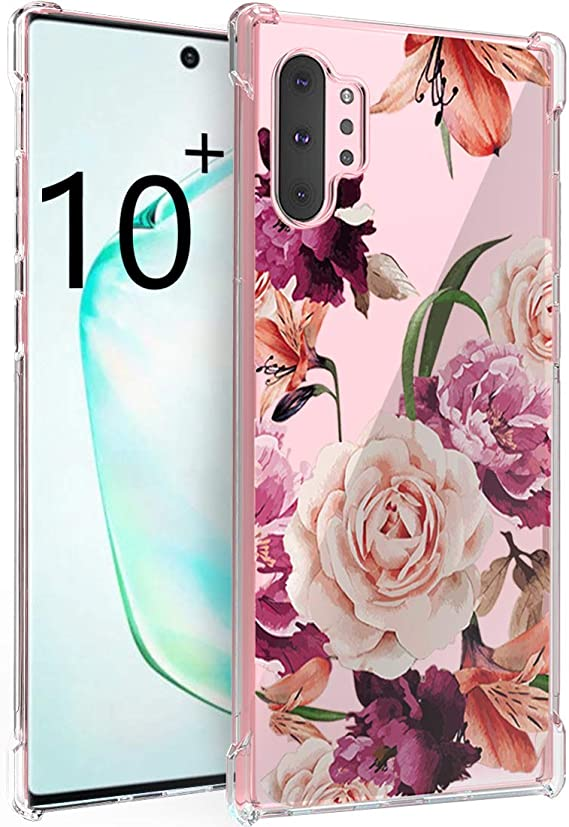 Amazon Com Osophter For Samsung Galaxy Note 10 Plus Case Flower