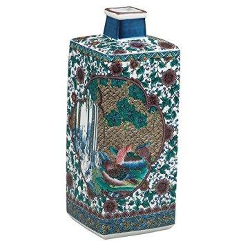 KUTANI YAKI(ware) Vase Old-Kutani
