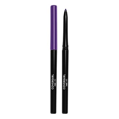 COVERGIRL Ink It! By Perfect Point Plus Waterproof Eyeliner Violet Ink 265.006 oz (packaging may vary)