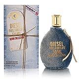 Diesel Fuel for Life Denim Collection Eau De Toilette Spray for Women, 1.7 Ounce