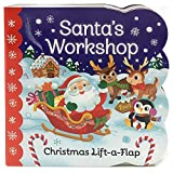 Santa's Workshop: Christmas Lift-a-Flap Board Book (Babies Love)