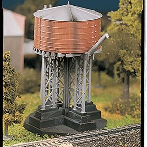 Bachmann Trains 0 Scale Water Tower 61Cvzm9uCZL