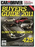 Car & Driver New Car Buyers Guide 2011